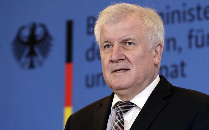 Vokietijos vidaus žvalgybos vadovas H. G. Maassenas neteko posto