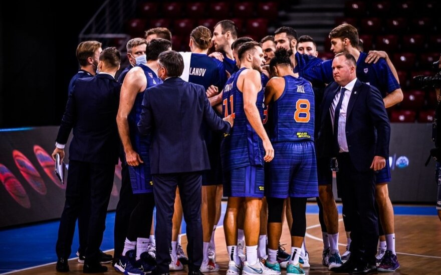 """Lietuviškajai """"Parmai"""" iki FIBA Čempionų lygos pritrūko vieno metimo"""