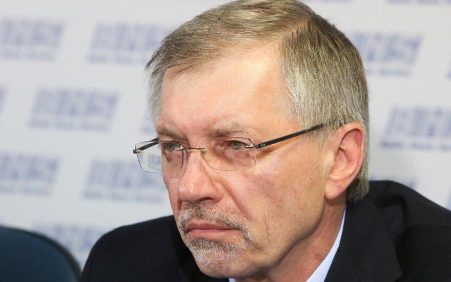 G. Kirkilas. Netikėtai sėkmingas nekonservatoriškos koalicijos pusmetis