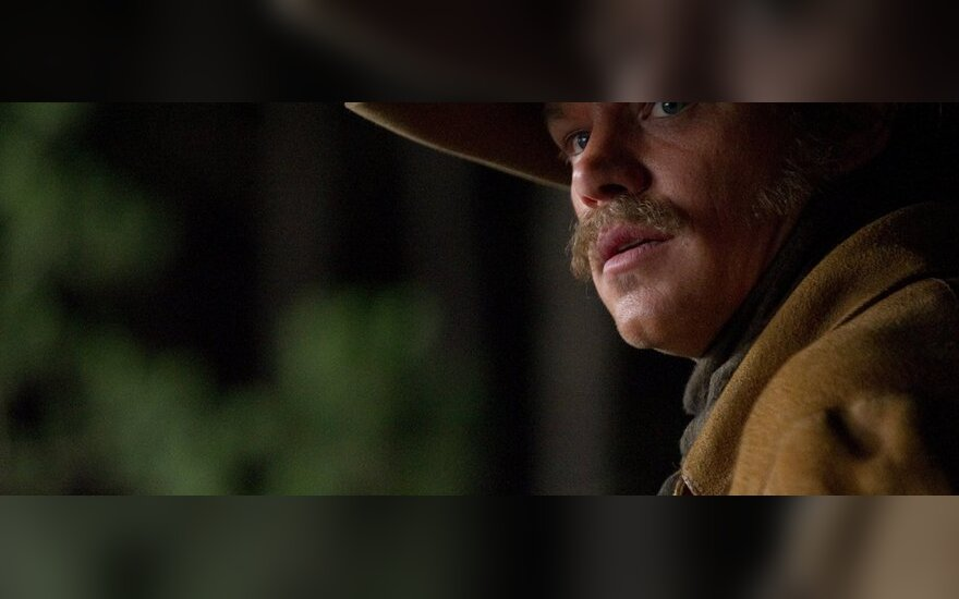 """Mattas Damonas filme """"Tikras išbandymas""""             """"Forum Cinemas"""" nuotr."""