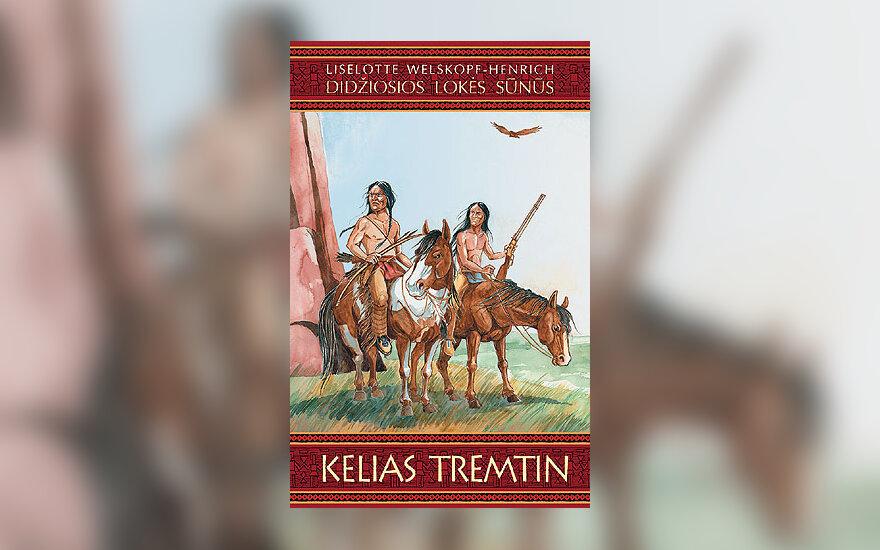 "L. Welskopf – Henrich ""Kelias tremtin"""