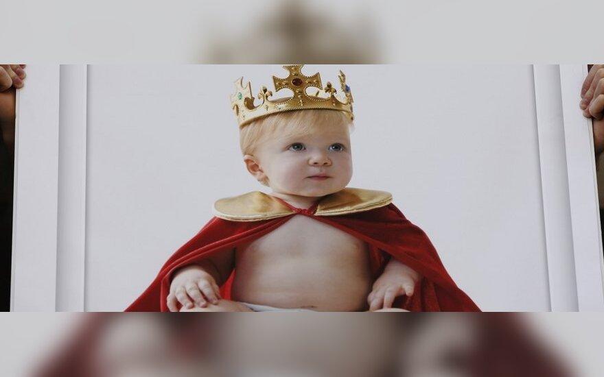 Pasaulis laukia karališkojo kūdikio