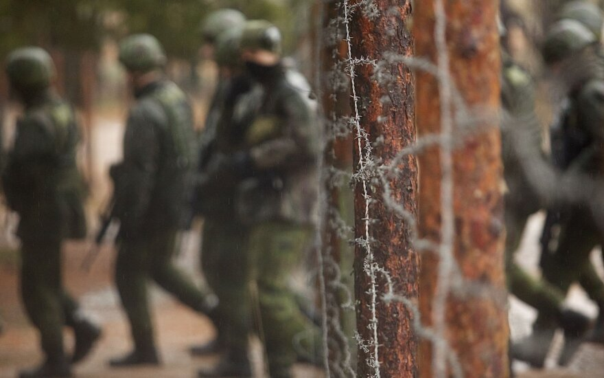 Confidential national security report outlines threats in Lithuania