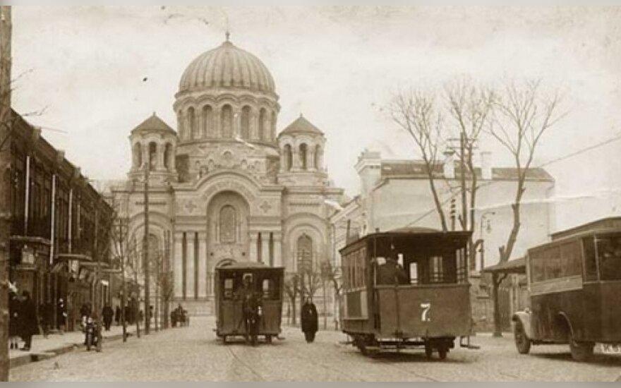 Arklinis tramvajus Kaune