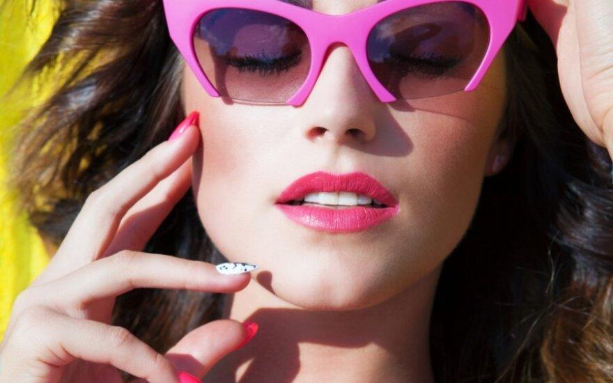 Nebijau pasenti: rožiniai Agnietės akiniai