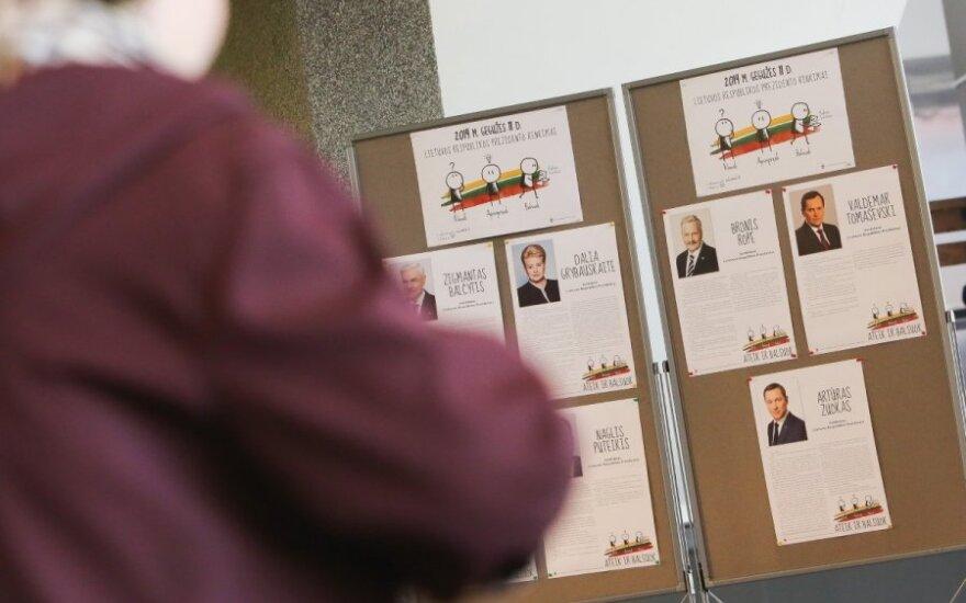 L. Bielinis: situacija prezidento rinkimuose – dramatiška