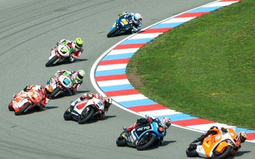 """""""MotoGP"""" lenktynės Čekijoje"""