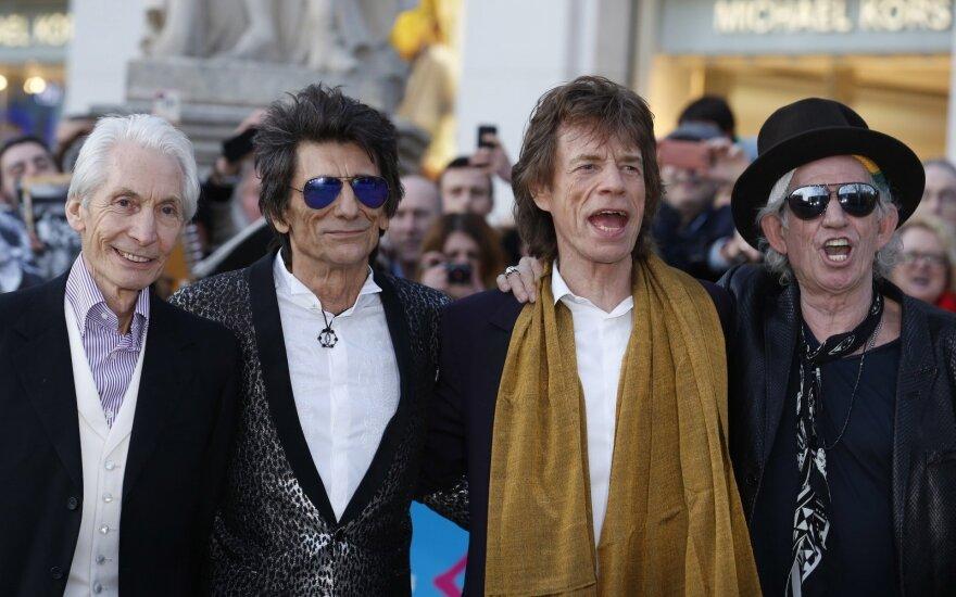 """Grupės """"The Rolling Stones"""" ir kino draugystė: nuo S. Kubricko iki M. Scorsese"""