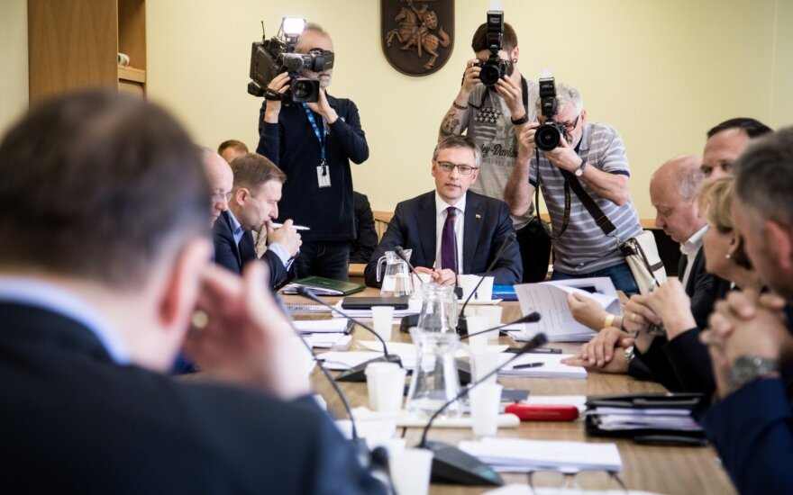 Tomas Dapkus, Vytautas Bakas
