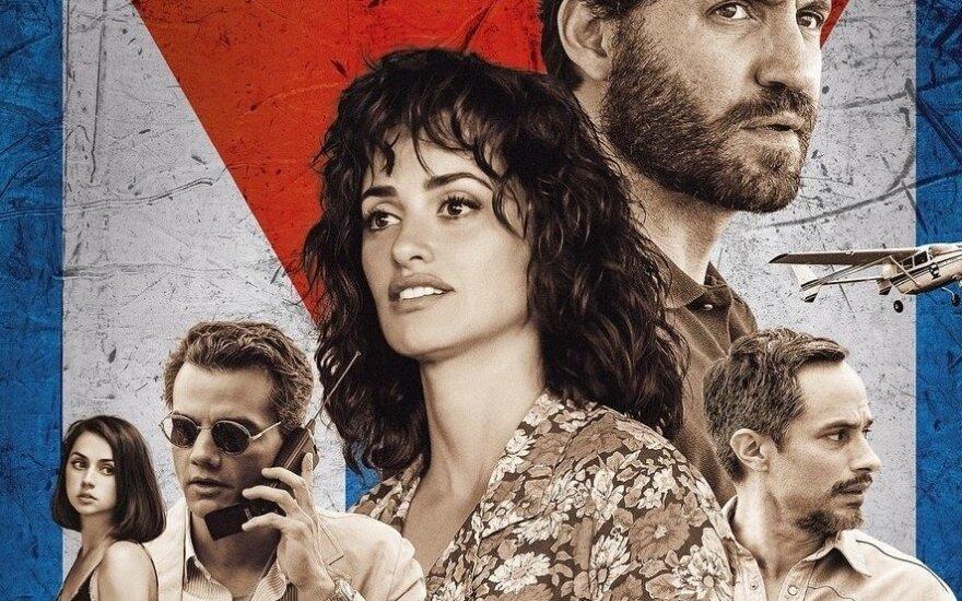 """Filmas """"Kubos voratinklis"""""""