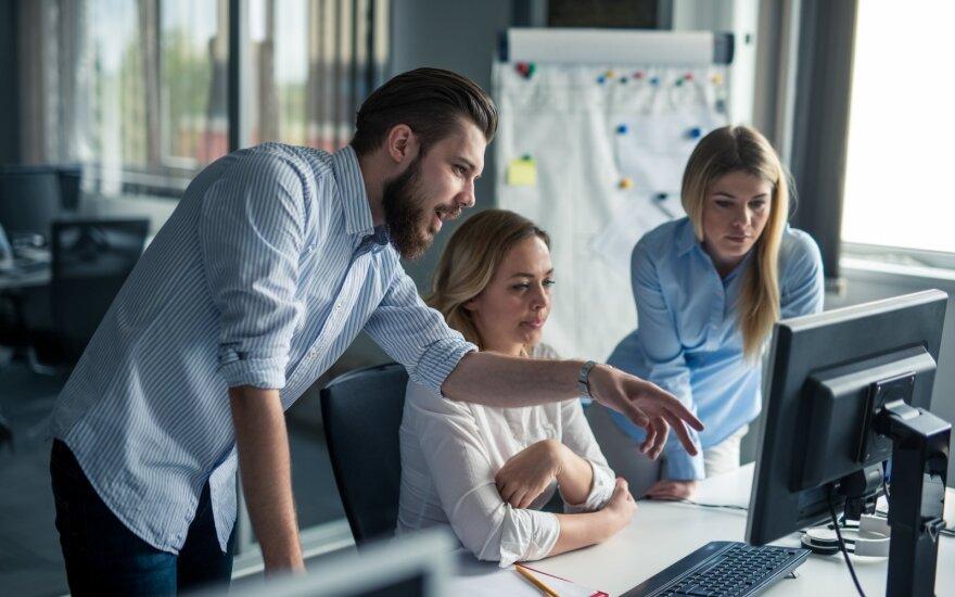 Didėja itin gerai apmokamų darbuotojų paklausa: tai bus reikalingiausia profesija šiais metais