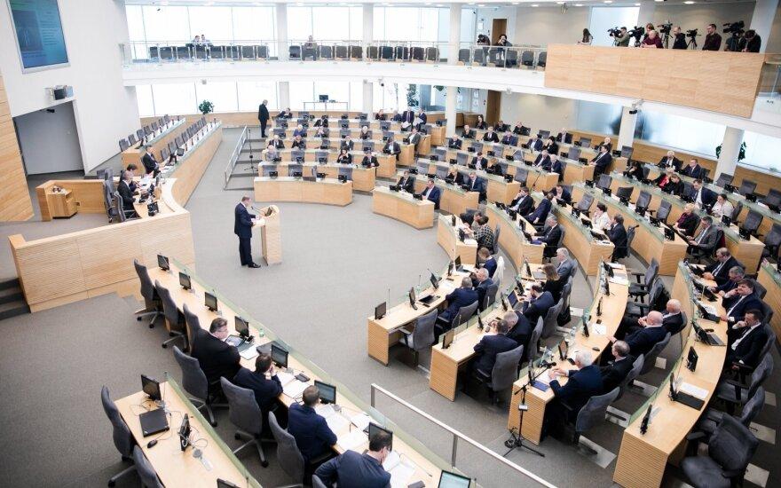 Vyriausybės atstovo spaudai pareigas laikinai eis patarėjas Vygantas Švoba