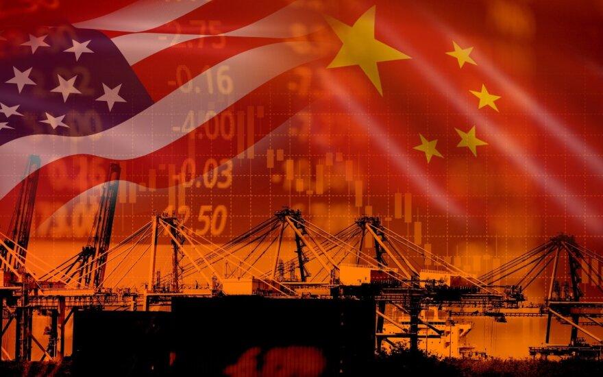 JAV-Kinijos prekybos karas
