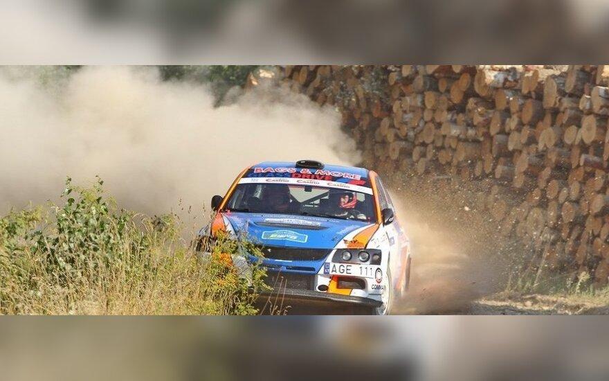 """DHL Rally Elektrėnai """