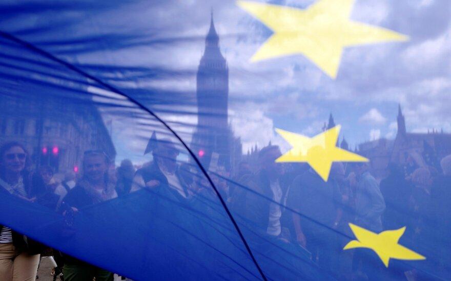 """Ekspertai: """"Brexit"""" kampanija pažeidė JK balsavimo taisykles"""