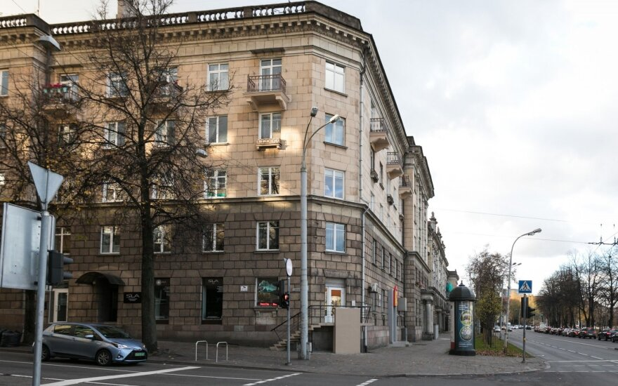 Goštauto gatvė