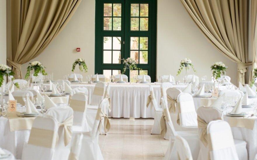 Vestuvėms užteko to, ką davė tėvai: neprastesnės nei už 8000 eurų