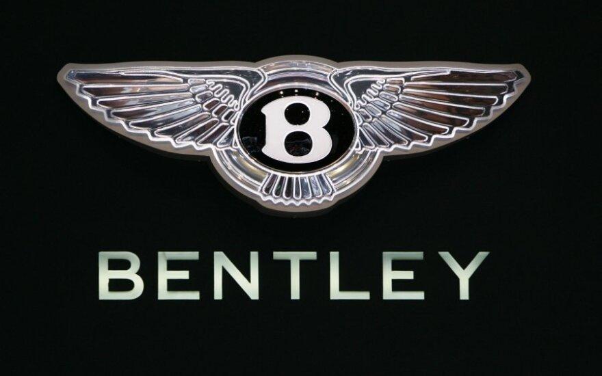 """Bentley"" nori gaminti visureigį"
