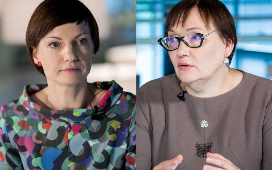 Monika Garbačiauskaitė-Budrienė, Aušra Maldeikienė