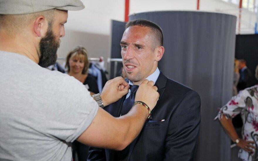 Frankas Ribery
