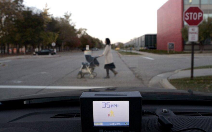 GM saugumo sistema