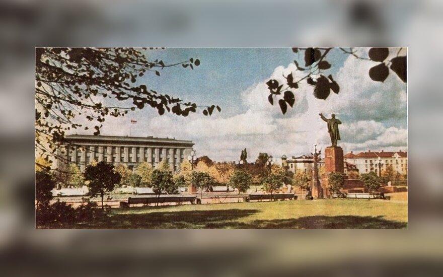 Lenin in Vilnius
