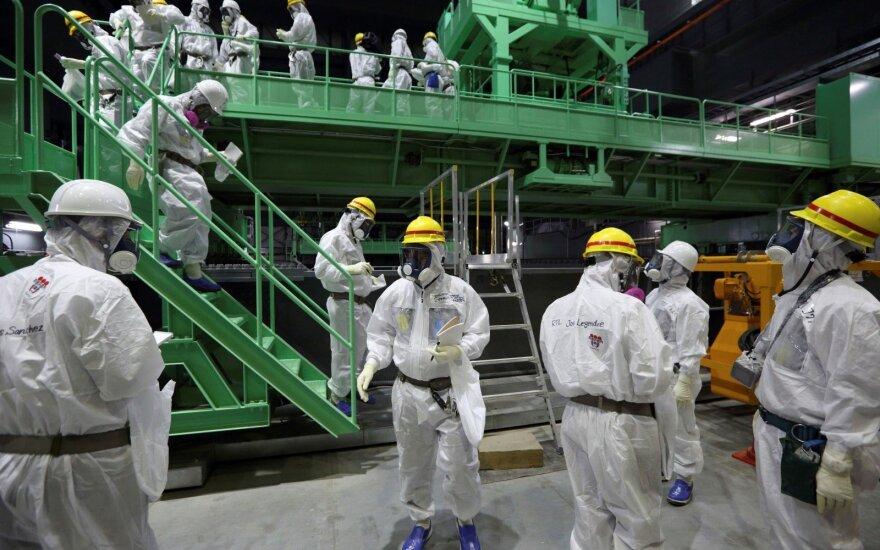 Robotas bando spręsti Fukušimos 600 tonų išsilydžiusio kuro galvosūkį