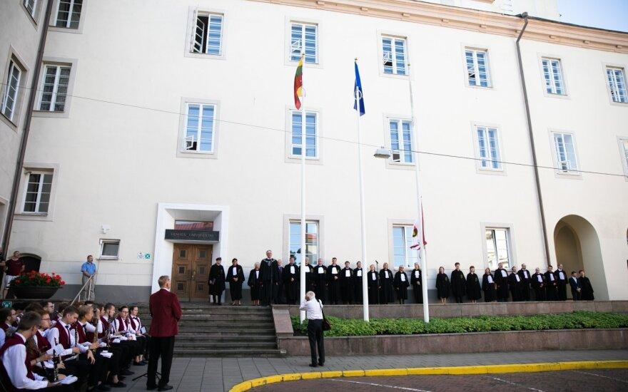 New rector of Vilnius University elected