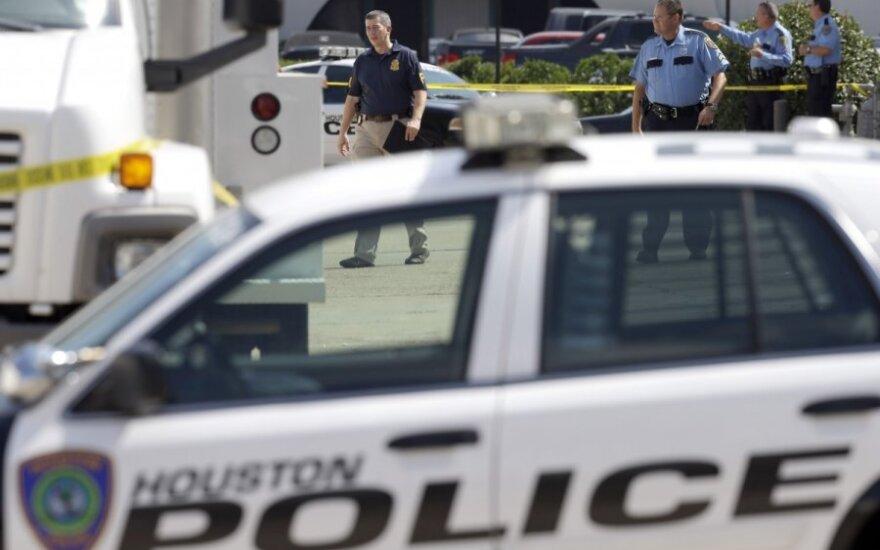 Teksase rasti nušauti penki vienos šeimos nariai, tarp jų kūdikis