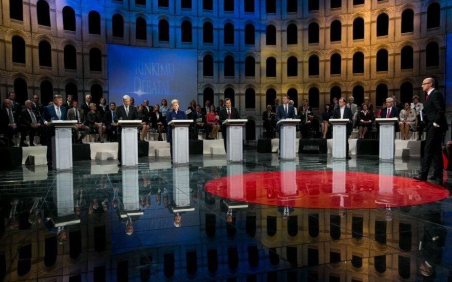 Fiksuok! Prezidento rinkimų pažeidimai
