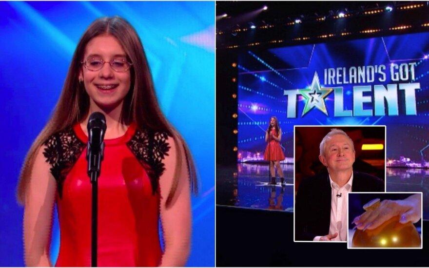 "Iveta ""Airijos talentuose"""