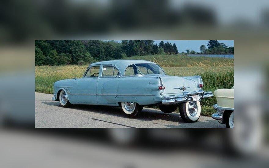 Chevrolet atsarginis ratas