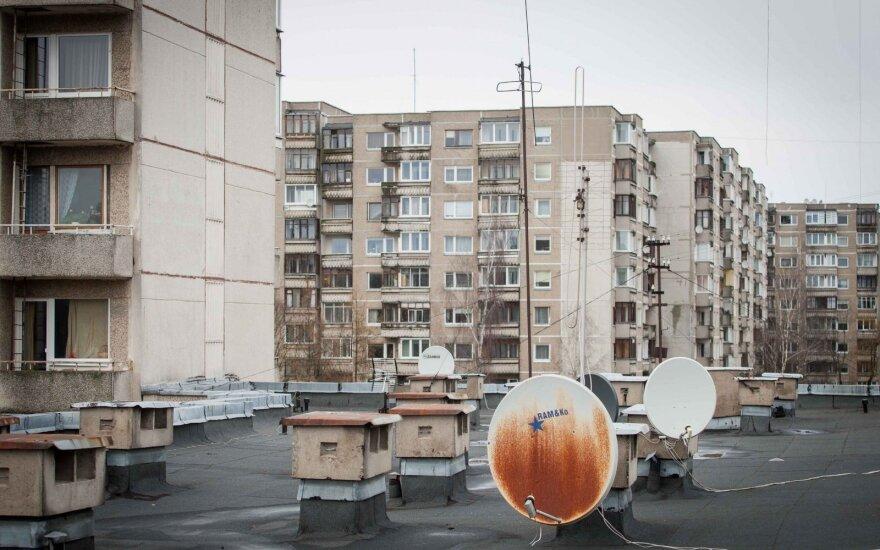 Seimo BFK nepritarė siūlymui neapmokestinti vienintelio būsto