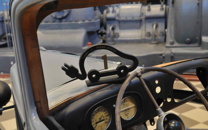 SEB tyrimas: elektromobiliai tapo patrauklesni už dyzelinius automobilius
