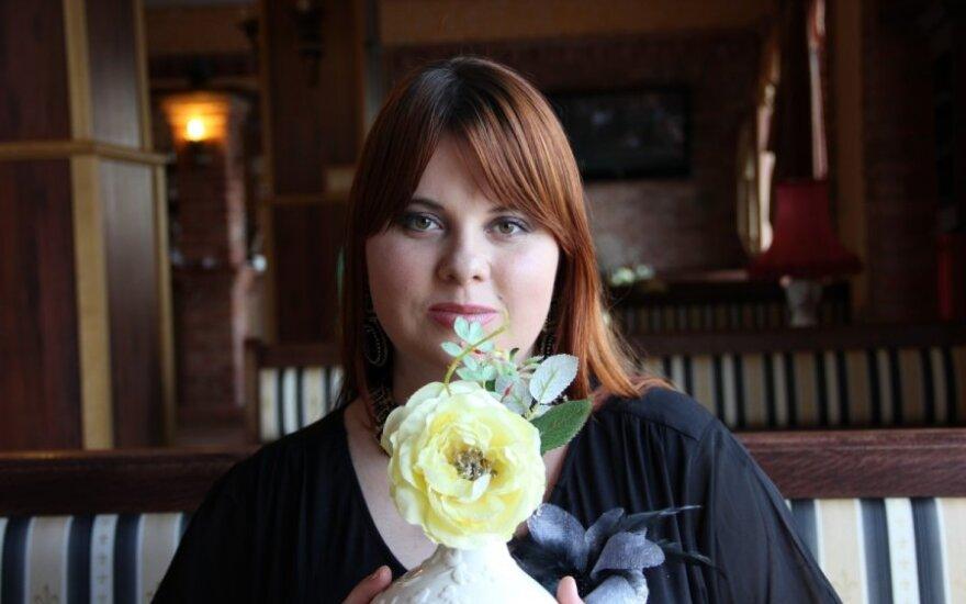 Liana Pušnova, Asmeninio archyvo nuotr.