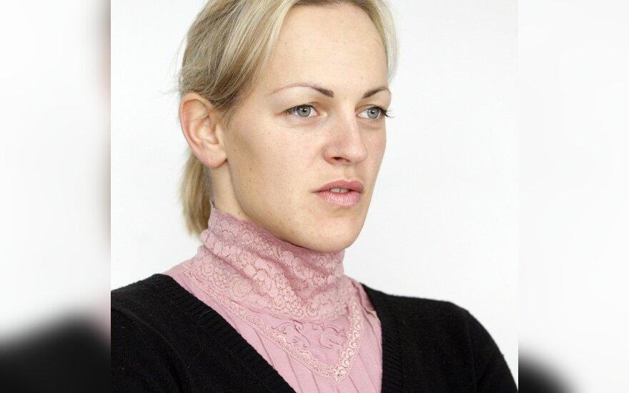 S.Krupeckaitė – geriausia 2009 m. kovo mėnesio Lietuvos sportininkė