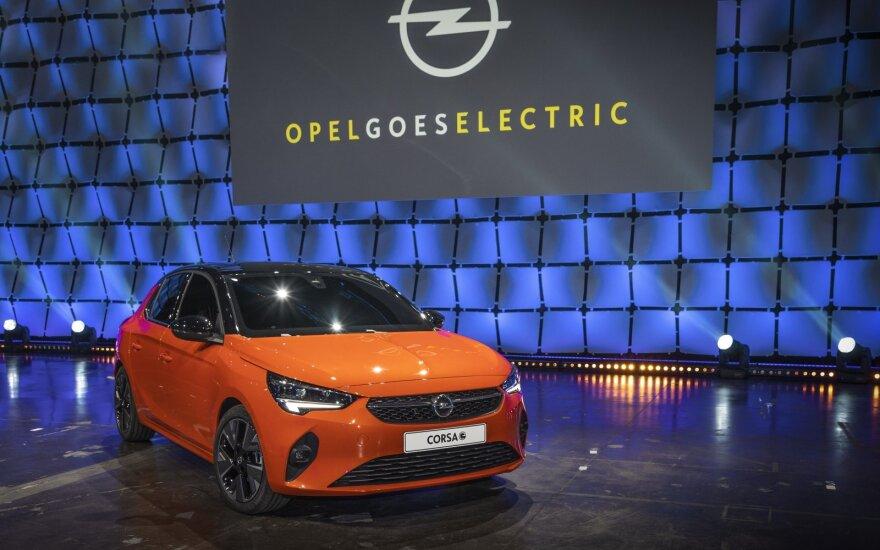 """""""Opel Corsa-E"""""""