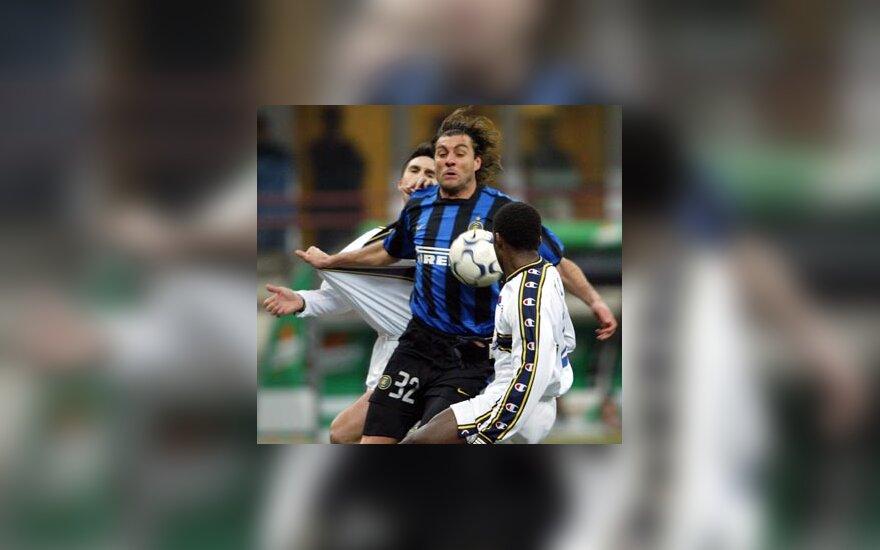 """Christian Vieri, Milano """"Inter"""""""
