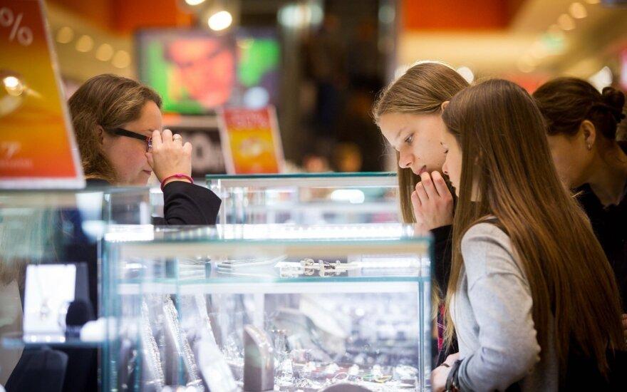 Patraukliausių profesijų dešimtukas: geros žinios pardavėjams-konsultantams