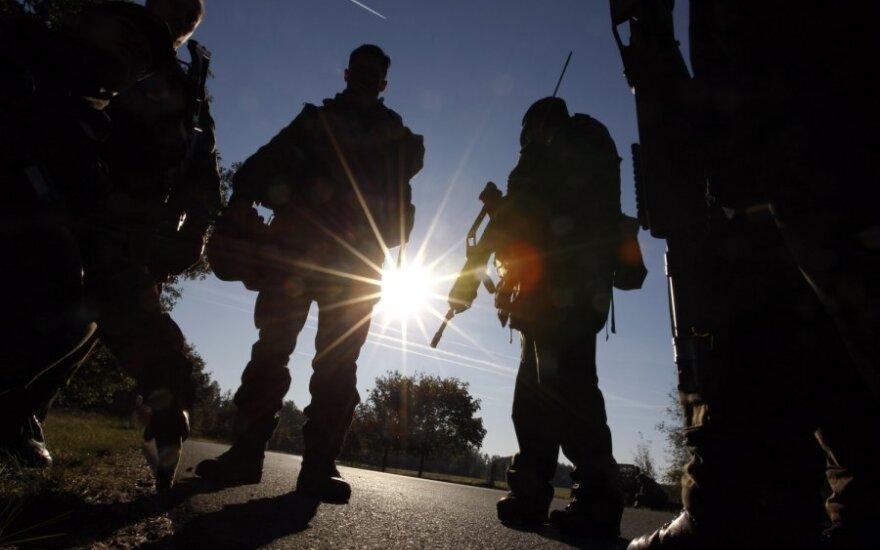 V.Laučius. Europai reikia stipraus Bundeswehro