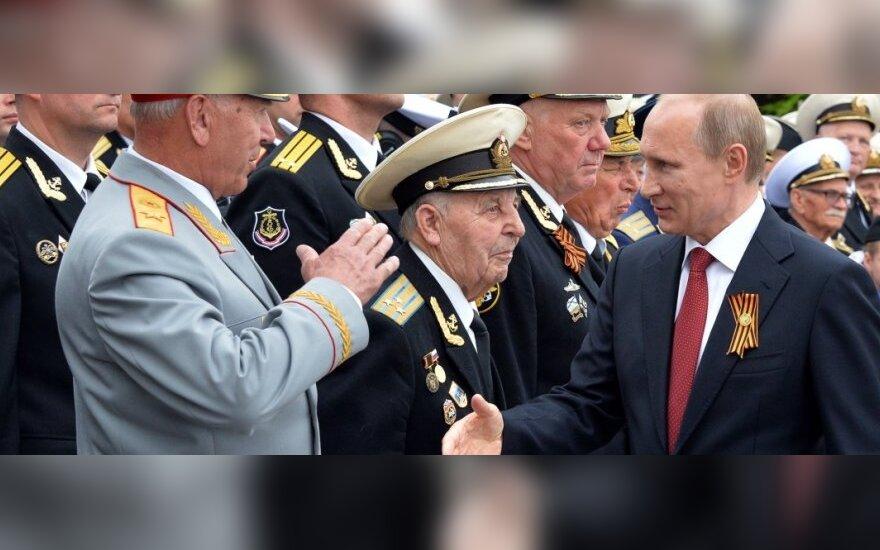 """Ką apie """"referendumus"""" Ukrainoje mano V. Putinas?"""