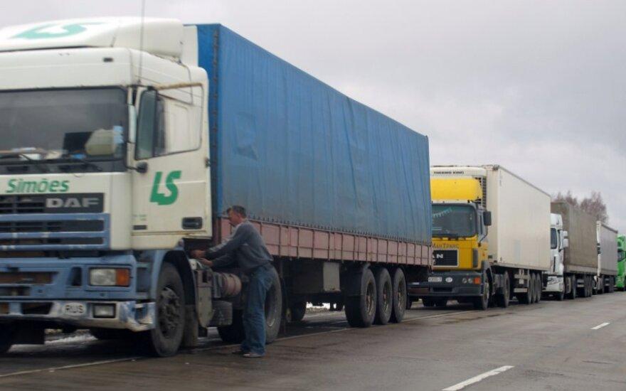 Susirašinėjimas: Rusijos taikinys – ne tik automobiliai su lietuviškais numeriais