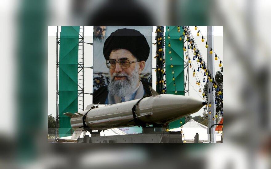 Iranas gali po pusės metų pasigaminti atominę bombą