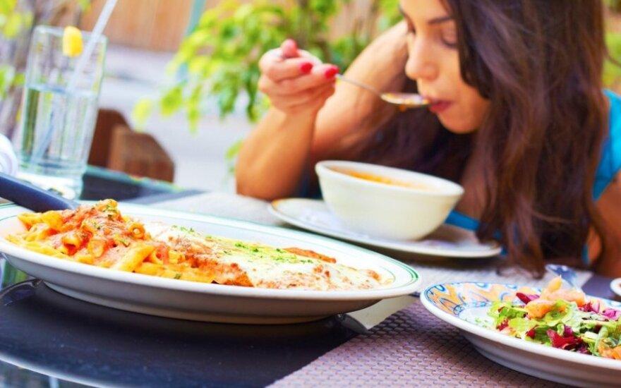 Efektyvūs būdai natūraliai sumažinti apetitą