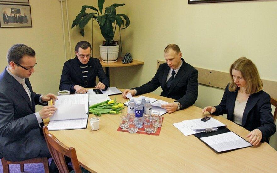 Etikos komisija svarstys, ar tirti KT teisėjų veiklą