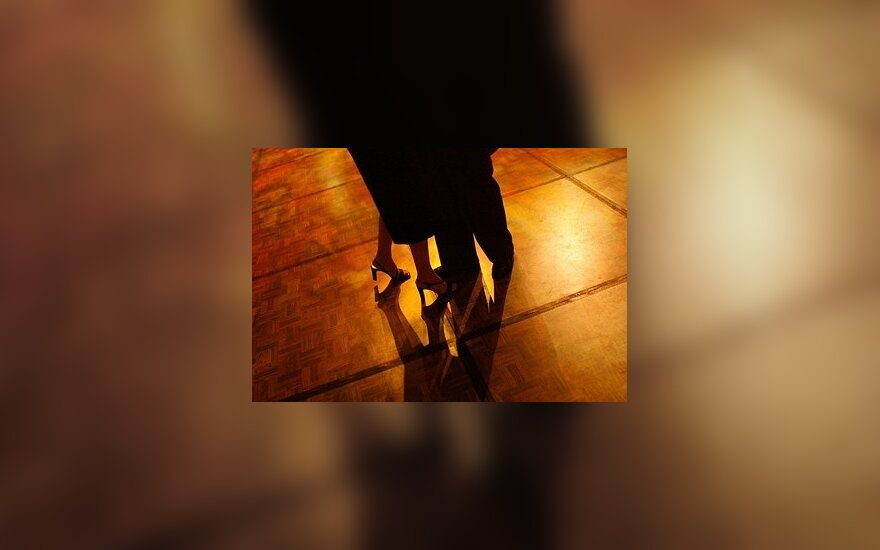 Meilė, pora, šokis