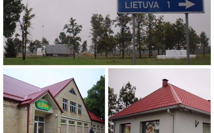 Lietuvos draudimai džiugina latvius: Rugsėjo 1-ąją lietuviai įspūdingai apsipirko