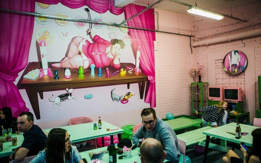 Naujas skandalistų restoranas: labai išalkęs žmogus gali pavalgyti už 9 eurus