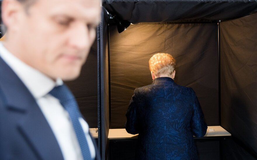 Istorija, palaužusi net Grybauskaitę: klausimą uždavė su ašaromis akyse