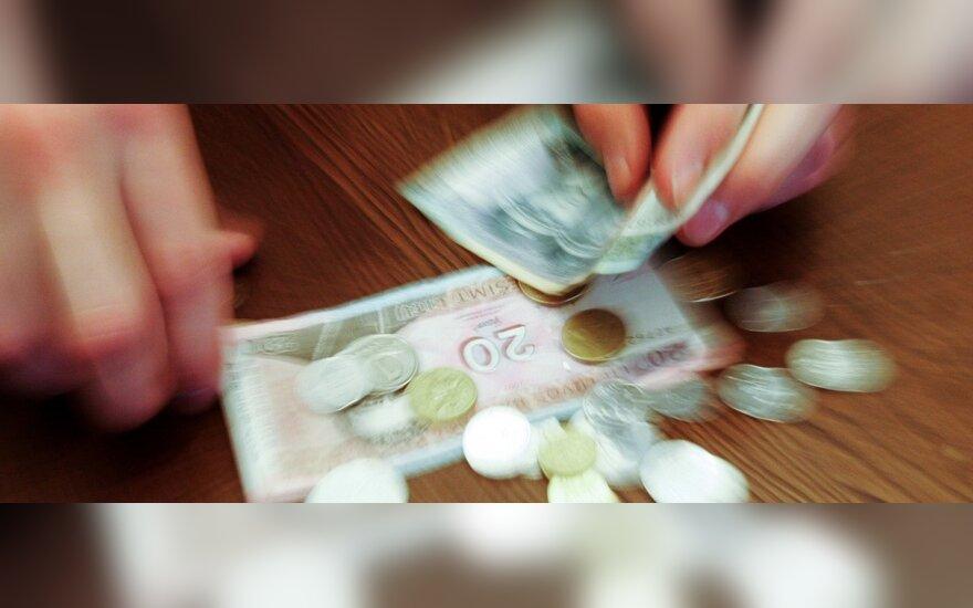 Į valstybės biudžetą surinkta 65 mln. daugiau nei prognozuota